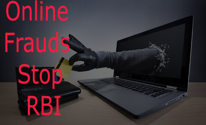 RBI Declare Online frauds hunting people get money back by bank