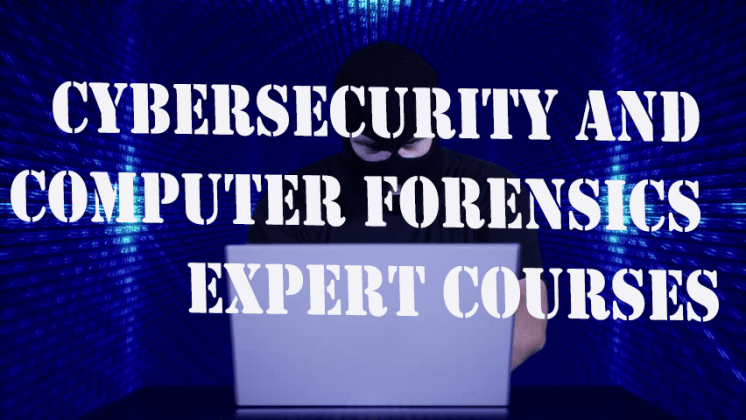 Cyber security and Computer Forensics Expert courses