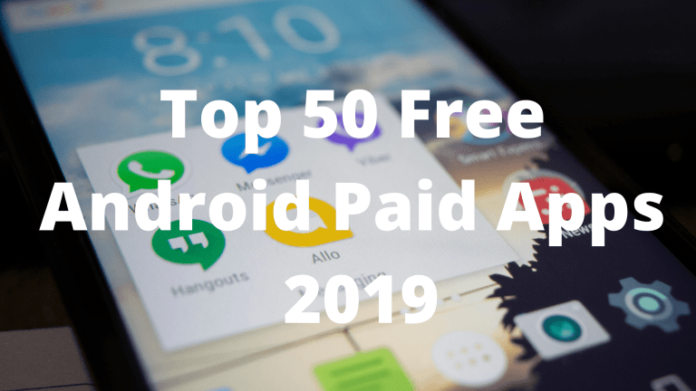 TOP 50 FREE ANDROID PAID APPS 2020